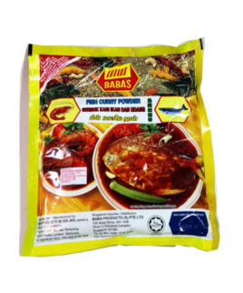 Baba S Fish Curry Powder 250g