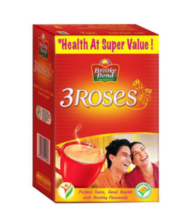 Brooke Bond 3 Roses Tea 500gm Pkt